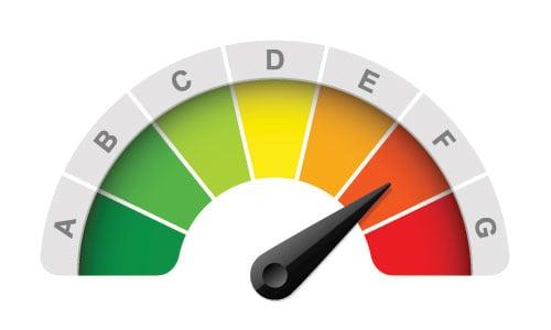 Glødepærer ligger i energiklasse E-F