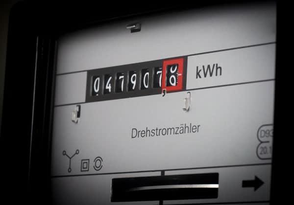 Så meget strøm bruger vi