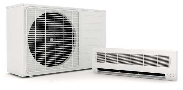 En varmepumpe er langt mere effektiv end en elradiator